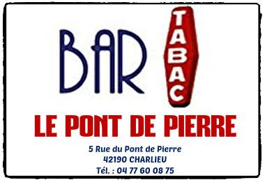 """Bar Tabac """"Le Pont de Pierre"""""""