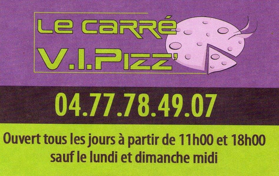 Carré VIPizz'