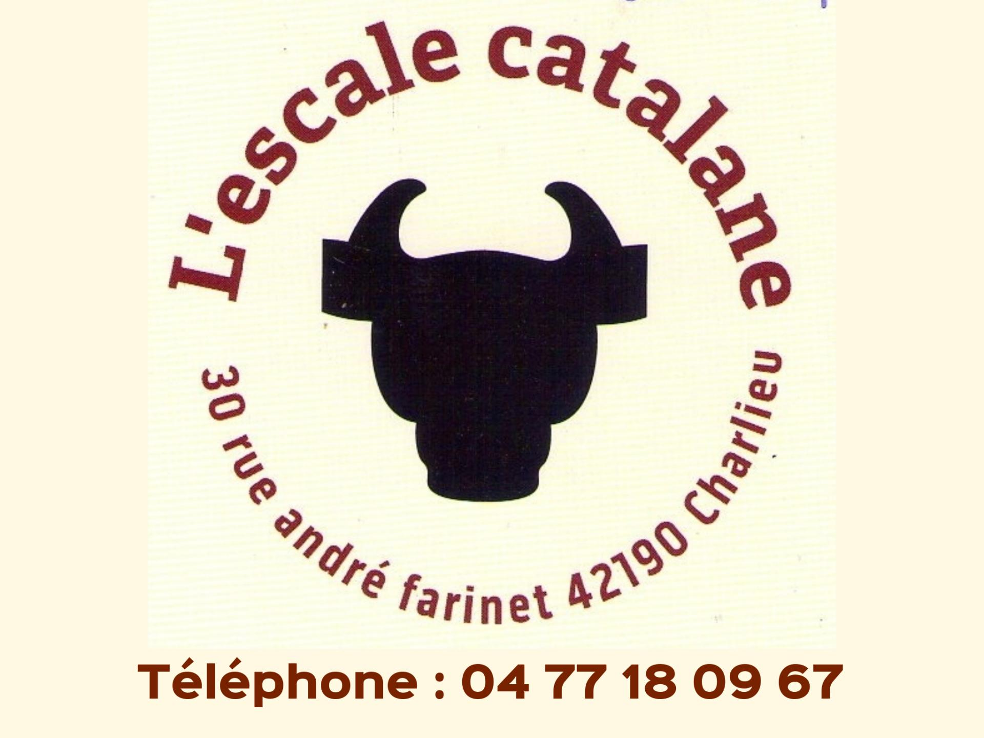 Carte Escale catalane