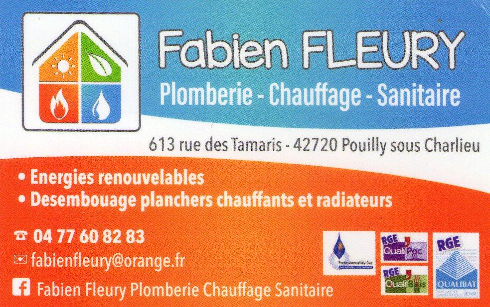 Carte F. Fleury