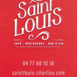 Carte Le St Louis