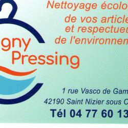 Carte Tigny Pressing