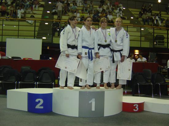 Justine Marillier remporte la Coupe de France 2010