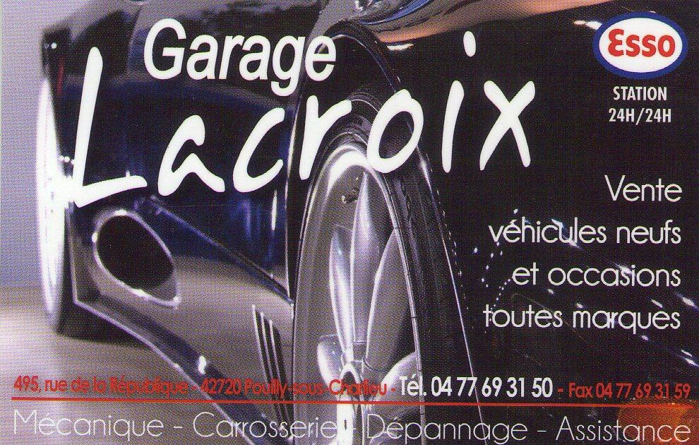 GARAGE LACROIX