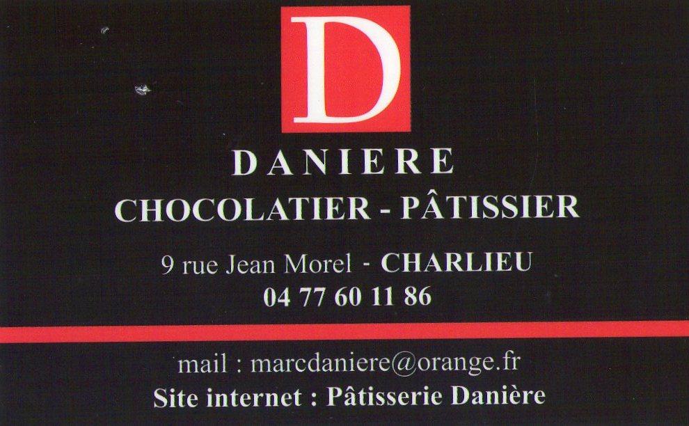 Chocolatier-Pâtissier Danière