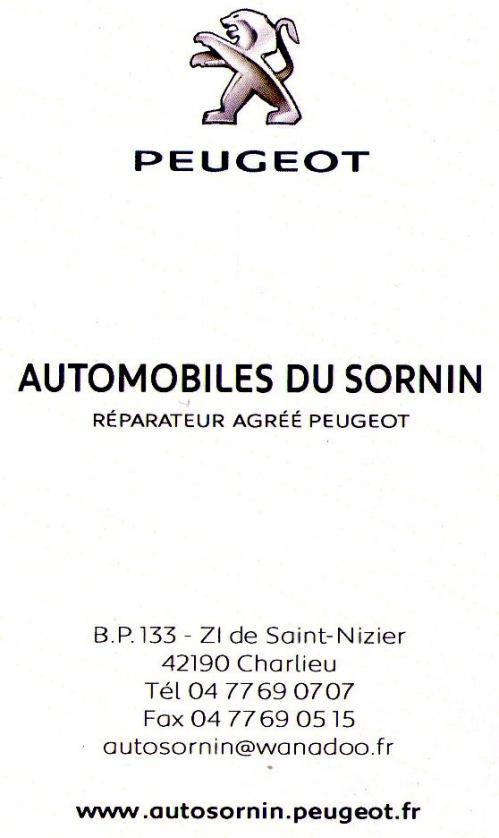Automobiles du Sornin