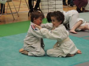 Baby Judokas