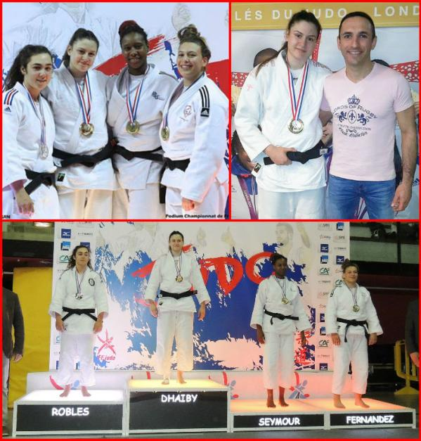 CHAMPIONNE DE FRANCE JUNIORS 2017