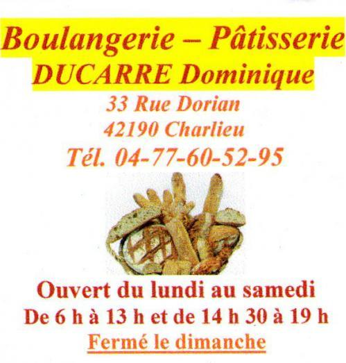 Boulangerie Ducarre