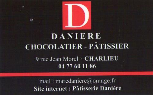 Pâtisserie Danière
