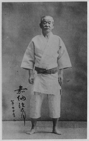 JIGORO KANO (fondateur du Judo)