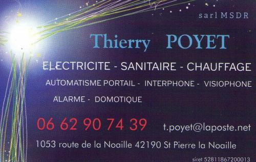 Thierry poyet
